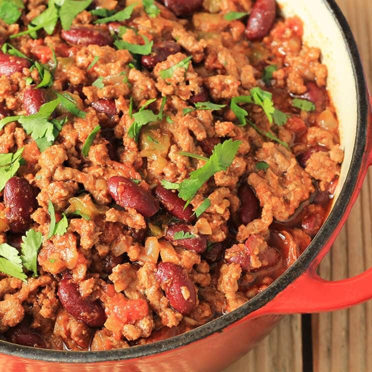 Wiltshire Chilli Farm - Chilli Con Carne